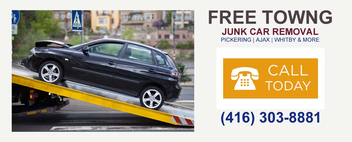 Free Junk Cars Towing…